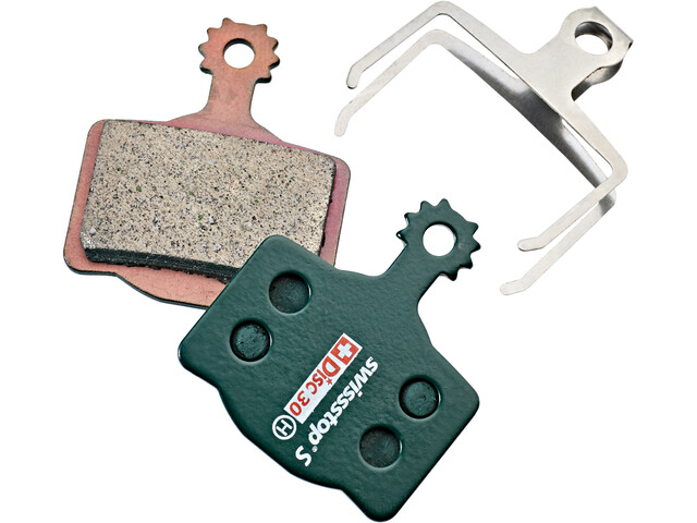 SwissStop Disc 30 Sintered Magura Brake Pads MT2, MT4, MT6, MT8 green